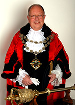 Councillor Williams Mayor of Bournemouth 2017 to 2018