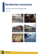 Residential Extensions Design Guide Cover
